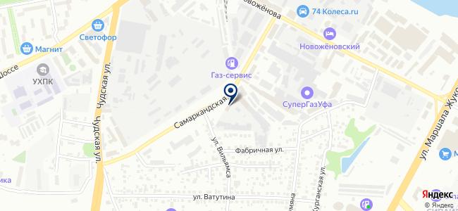 Спутниковая компания, ООО на карте