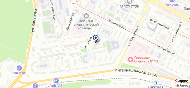 алки-Урал, ООО на карте
