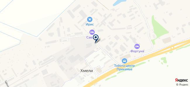 Элпром-ПМ, ООО на карте