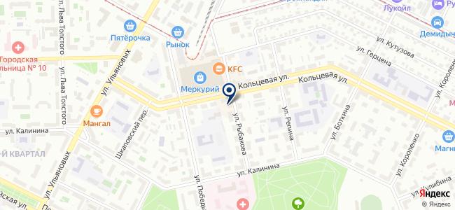 ТоргЭлектроМонтаж, ООО на карте