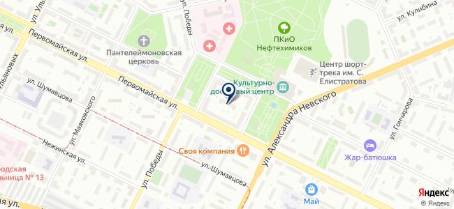 СУНЭМ, ООО на карте