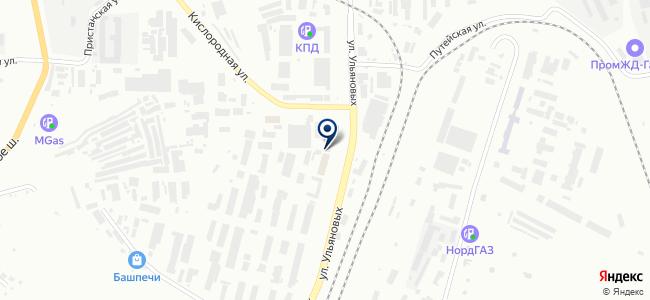СМК, ООО на карте