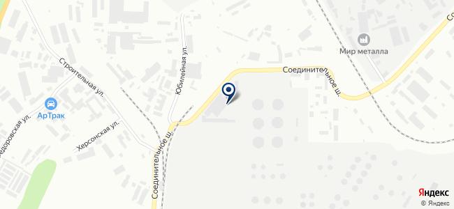БЗЭТИ на карте