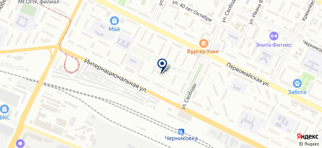 Резерв, ООО на карте