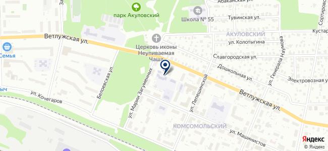 ТИК, научно-производственное предприятие на карте