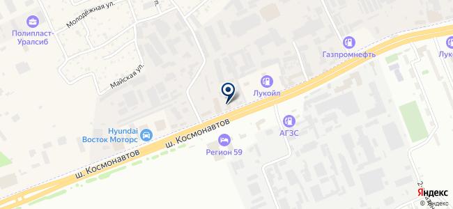 Электроинвест на карте