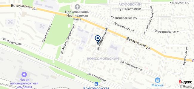 КИПЕРСИСТЕМС на карте