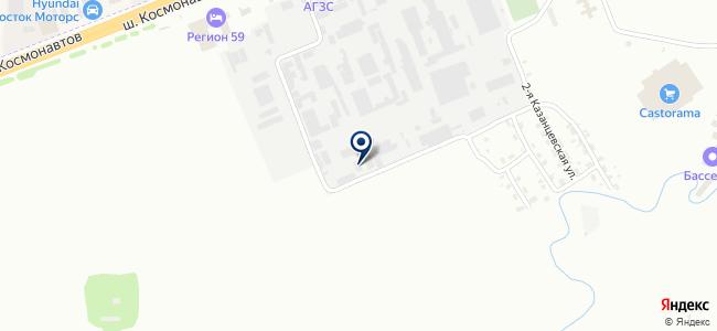 Энерго-Телеком на карте
