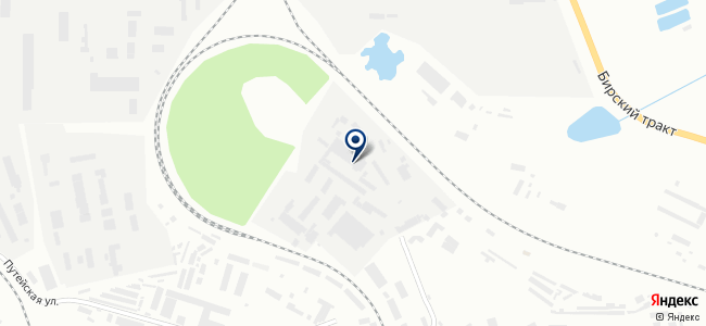БашЭнергоХолдинг, ООО на карте