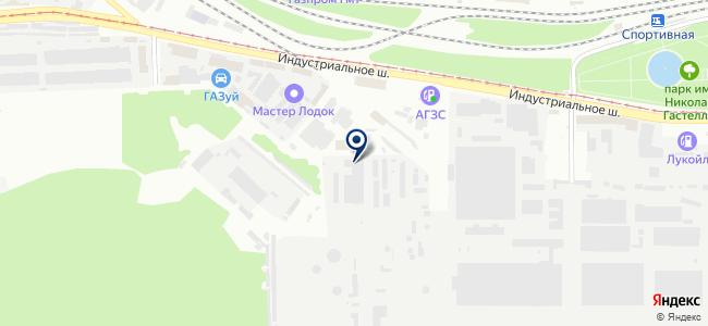 Энергоавтоматика на карте