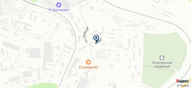 ФМ-Трейд, ООО на карте