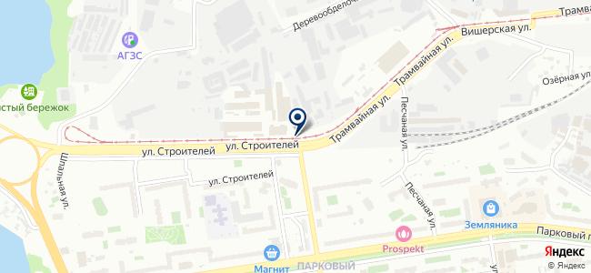 УралИнструментТрейд на карте