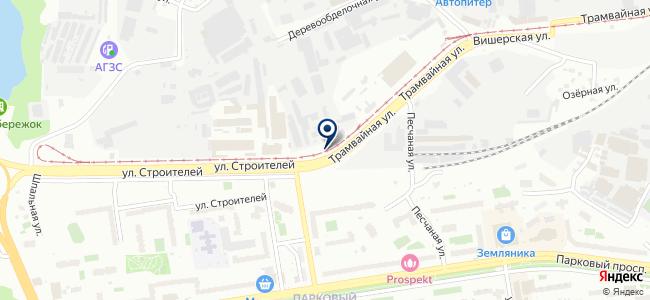 Альфа-Строй, ООО на карте