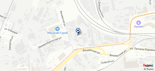 ТД Урал ПАК, ООО на карте