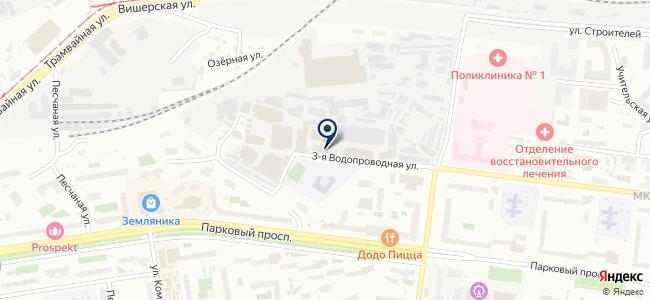 ЕСМА на карте