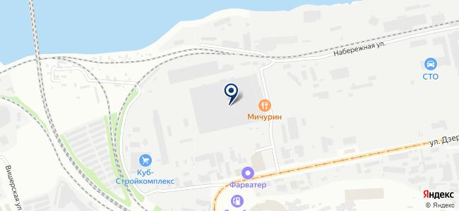 Алкон-Ион, ООО на карте