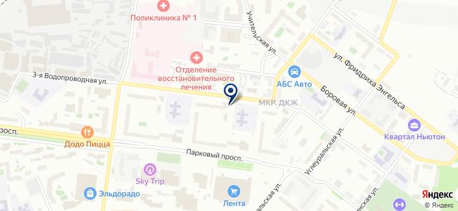 Торум, ООО на карте