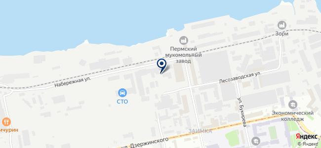 Электрика-М, ООО на карте
