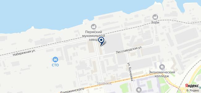 ЗападУниверсалСнаб на карте