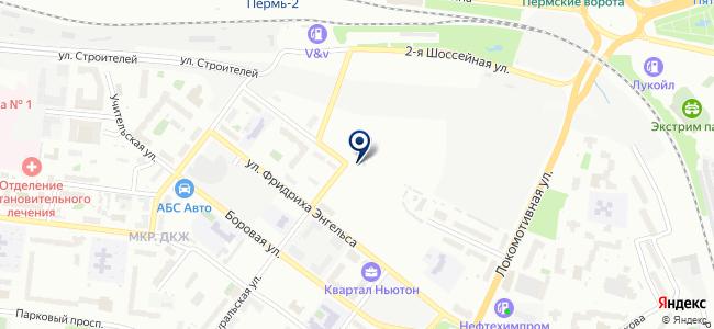 Энергоресурс, ООО на карте