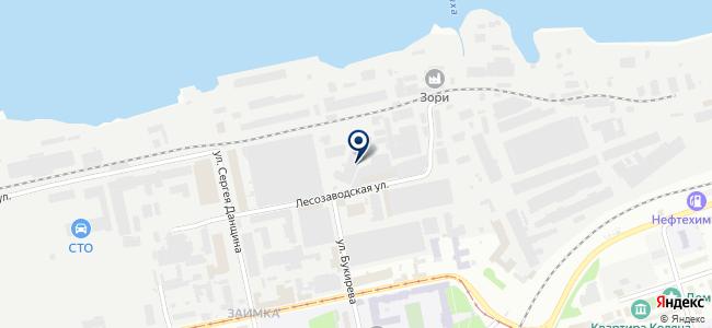 Компания Полимер, ООО на карте
