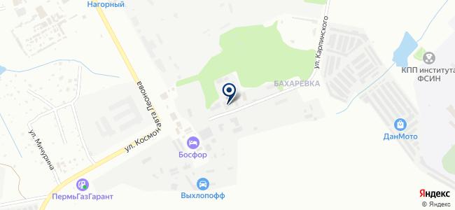 УралЭнергоПром на карте