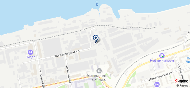 Инвест Ком на карте
