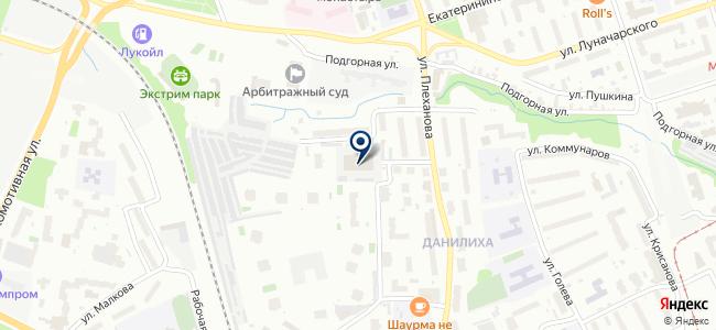 Wert на карте