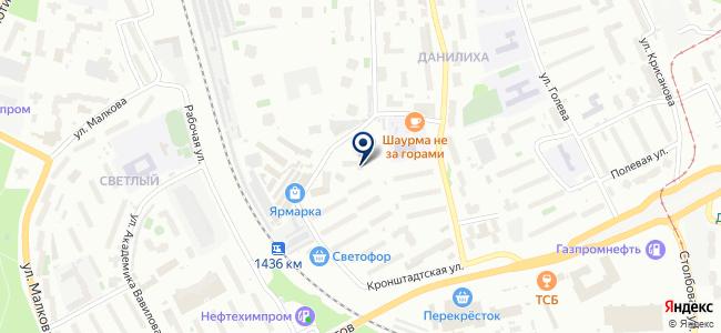 РИД-СПб на карте