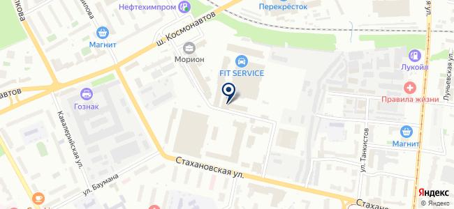 Лозис на карте