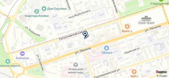 ТеплоХаус на карте