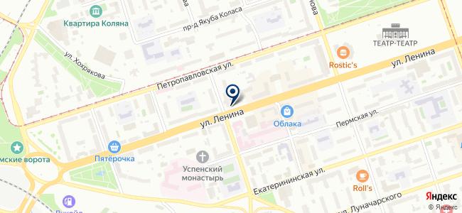 Inter`yes! на карте