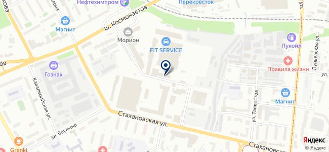 Энергопромсервис на карте
