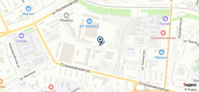 BM-technology на карте