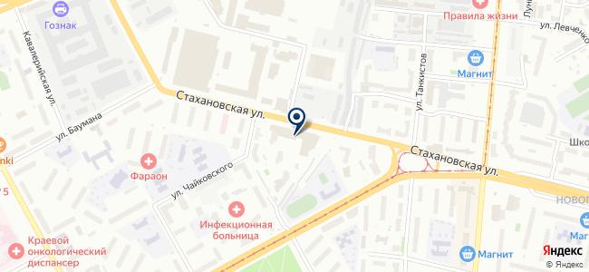 ФлоуКонтрол, ООО на карте