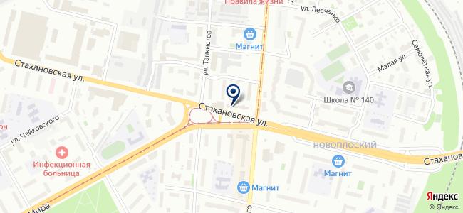 Альянс-Профи на карте