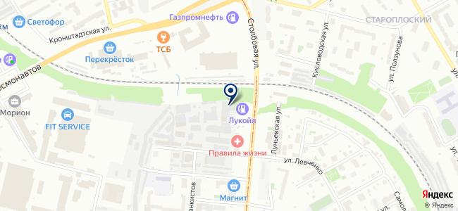 Инсэл на карте