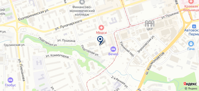 VipMaster на карте