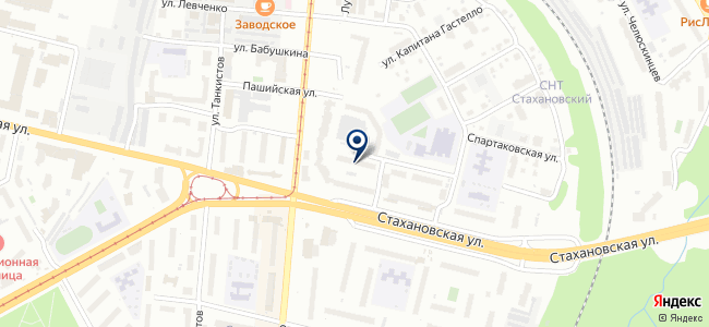 Энергогарант-Пермь на карте