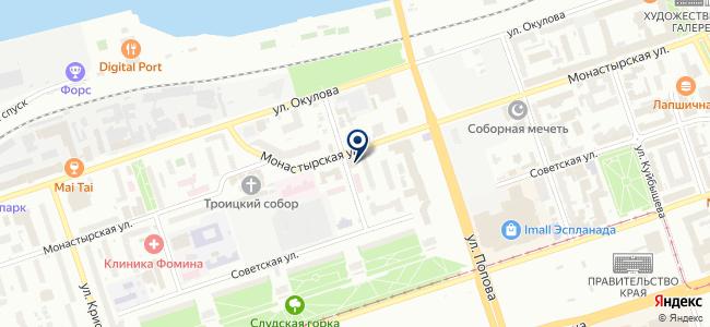 Интерьер-Н на карте