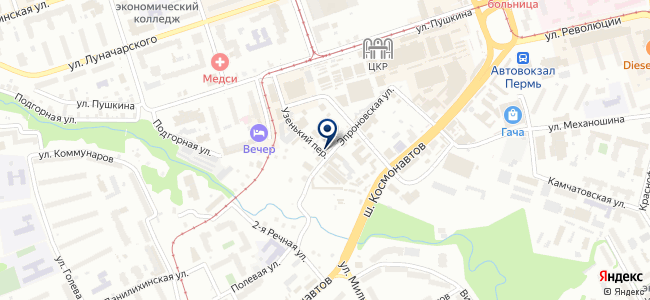 Кабельтрейдинг на карте