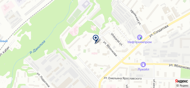 ГлобалГазНефтеСтрой на карте