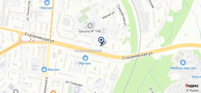 Центр материально-технического обеспечения, ООО на карте