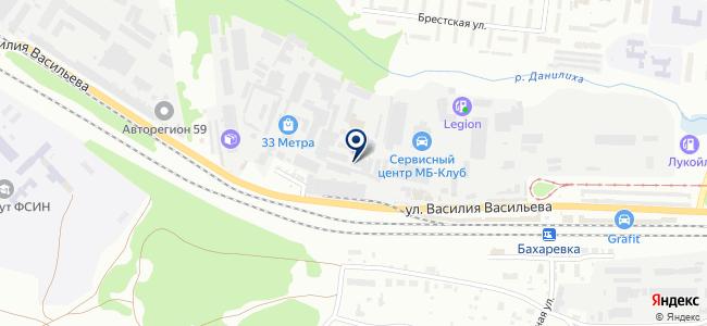 Энергосоюз, ООО на карте