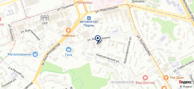АВиКОНТ Электрик на карте