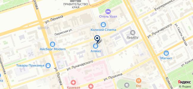 ДизАрт-Проект на карте