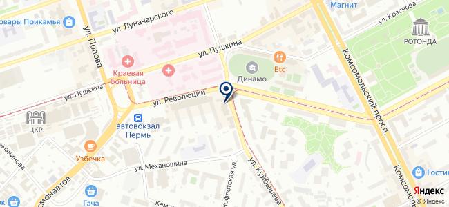 Иокогава Электрик СНГ на карте