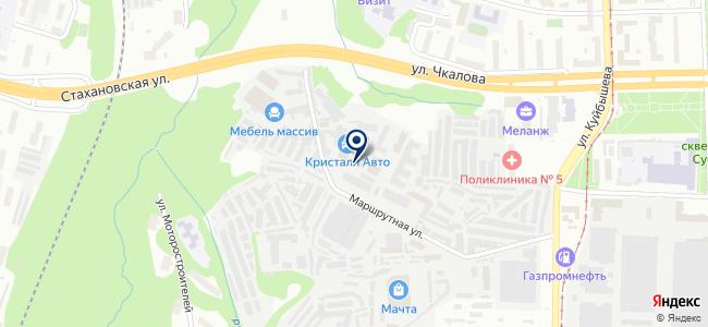 ВИНГО-Групп на карте