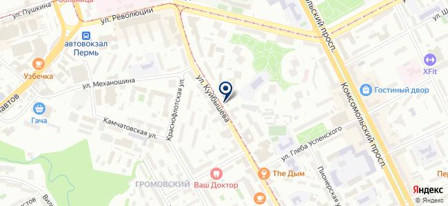 УралПрибор на карте