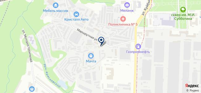 ИнсайдКомфорт на карте